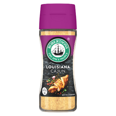 Savoury Robertsons Cajun Louisana Seasoning